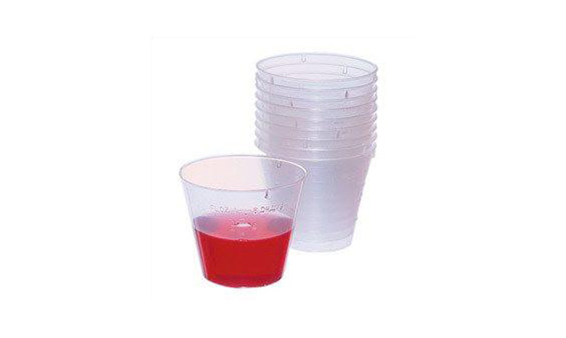 Medicine Cups